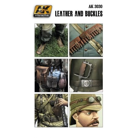 AK-3030-LEATHER-&-BUCKLES-TRAZ