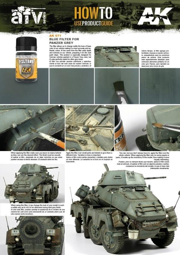 AK071 TS