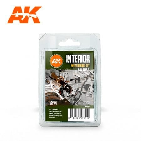AK091 weathering products set akinteractive