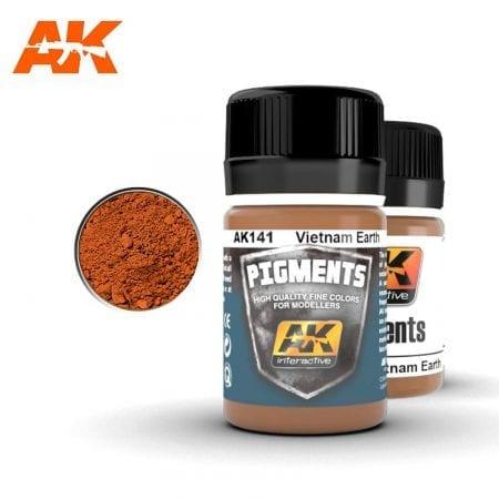 AK141 weathering pigments akinteractive