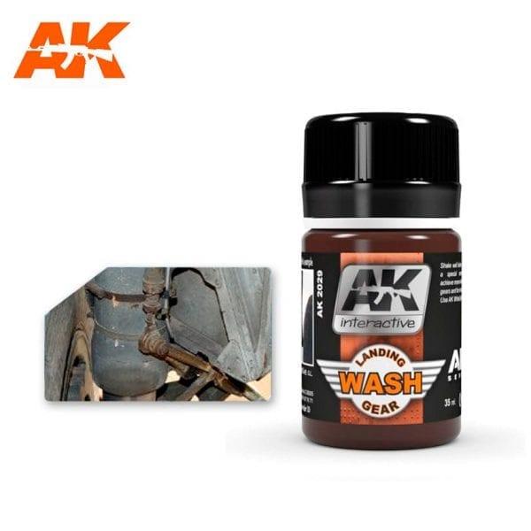 AK2029 weathering products akinteractive