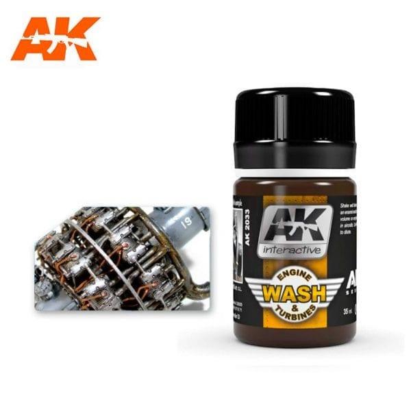 AK2033 weathering products akinteractive