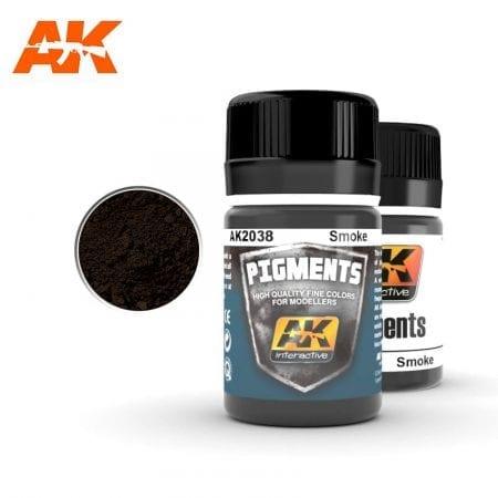 AK2038 weathering pigments akinteractive