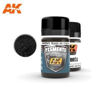 AK2041 weathering pigments akinteractive