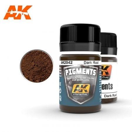 AK2042 weathering pigments akinteractive