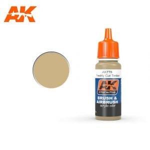 AK778 Freshly Cut Timber AK-Interactive