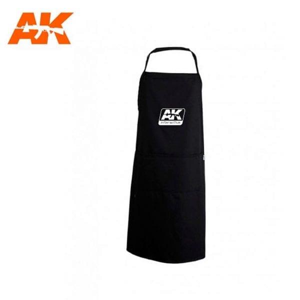 AK055 AK OFFICIAL APRON