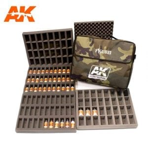 AK310 Figures Series Bag Limited Edition