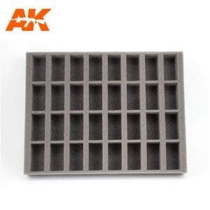 AK316 35ml foam
