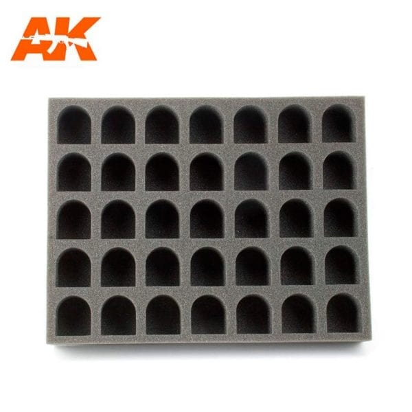 AK317 60ml arc foam