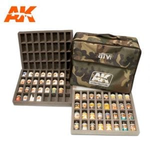 ak313 AFV SERIES PIGMENTS AND EFFECTS BAG LIMITED EDITION