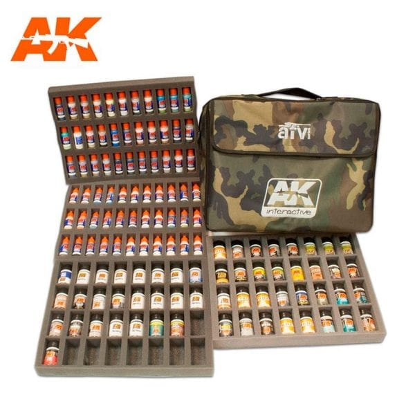 ak314 AFV SERIES MIXED BAG LIMITED EDITION