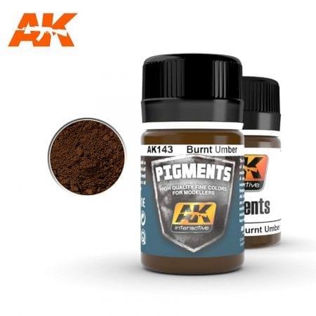 AK143 weathering pigments akinteractive