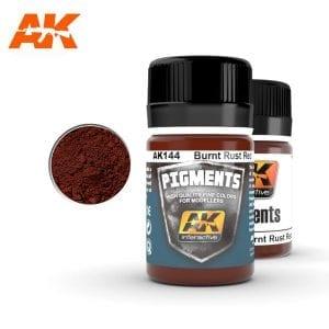 AK144 weathering pigments akinteractive