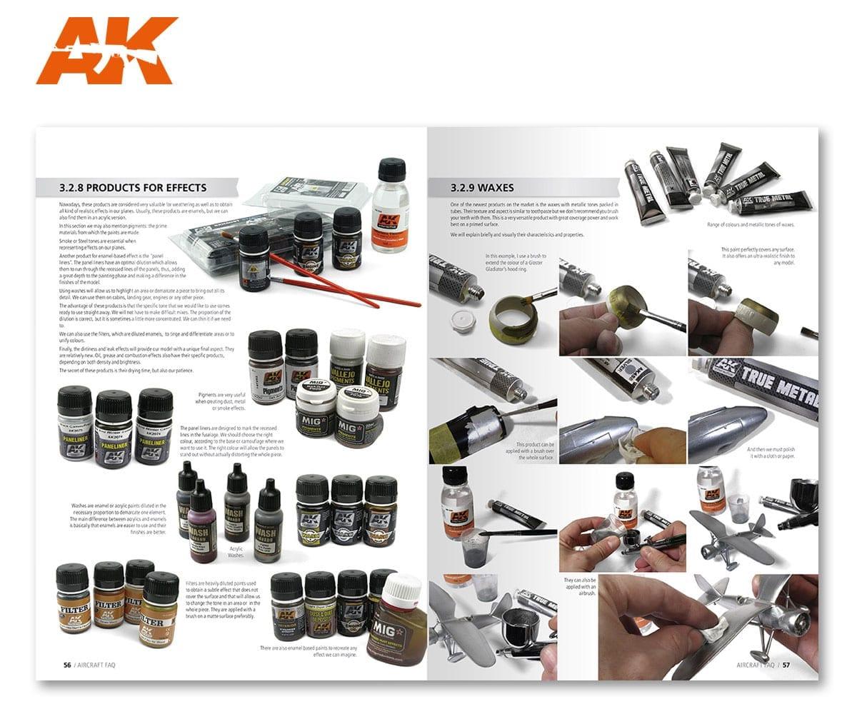 AK INTERACTIVE AIRCRAFT SCALE FAQ AK0276