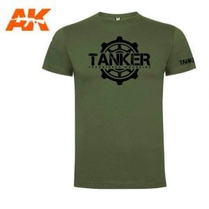 AK4701-P Tanker T-shirt Limited edition (M, L, XL, XXL)