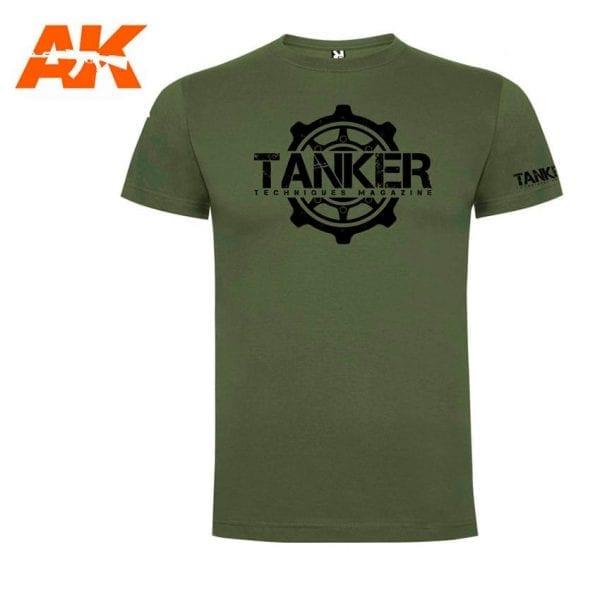 AK4701-P Tanker T-shirt Limited edition (M, L, XL, XXL)
