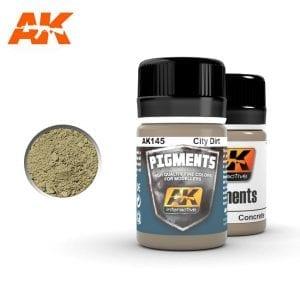 AK145 weathering pigments akinteractive