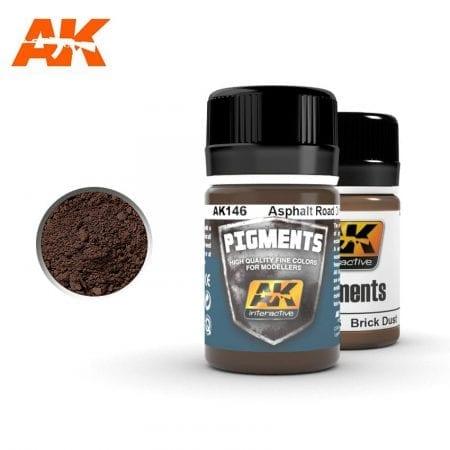 AK146 weathering pigments akinteractive