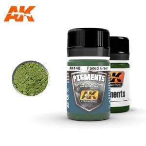AK148 weathering pigments akinteractive