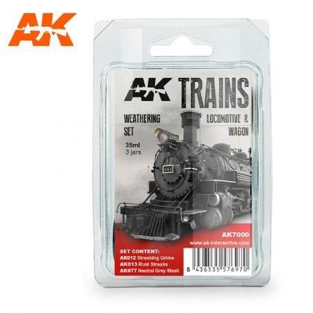 AK7000