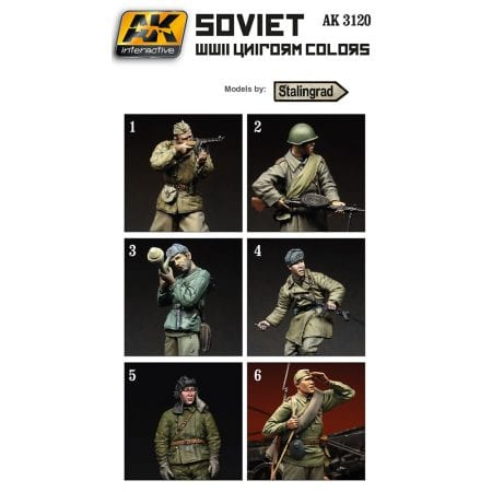 AK-3120-WWII-RUSSIAN-UNIFORM-COLORS-UV-01