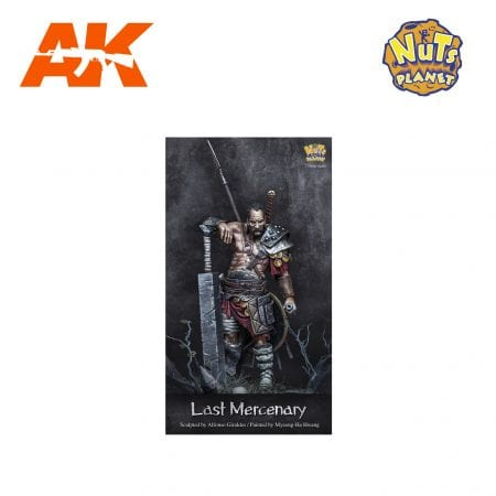 NP-75004 LAST MERCENARY AK-INTERACTIVE NUTS PLANET AK-INTERACTIVE