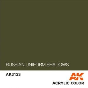 AK3123 RUSSIAN UNIFORM SHADOWS
