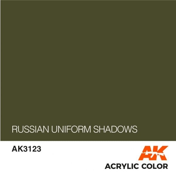 AK3123 RUSSIAN UNIFORM SHADOWS