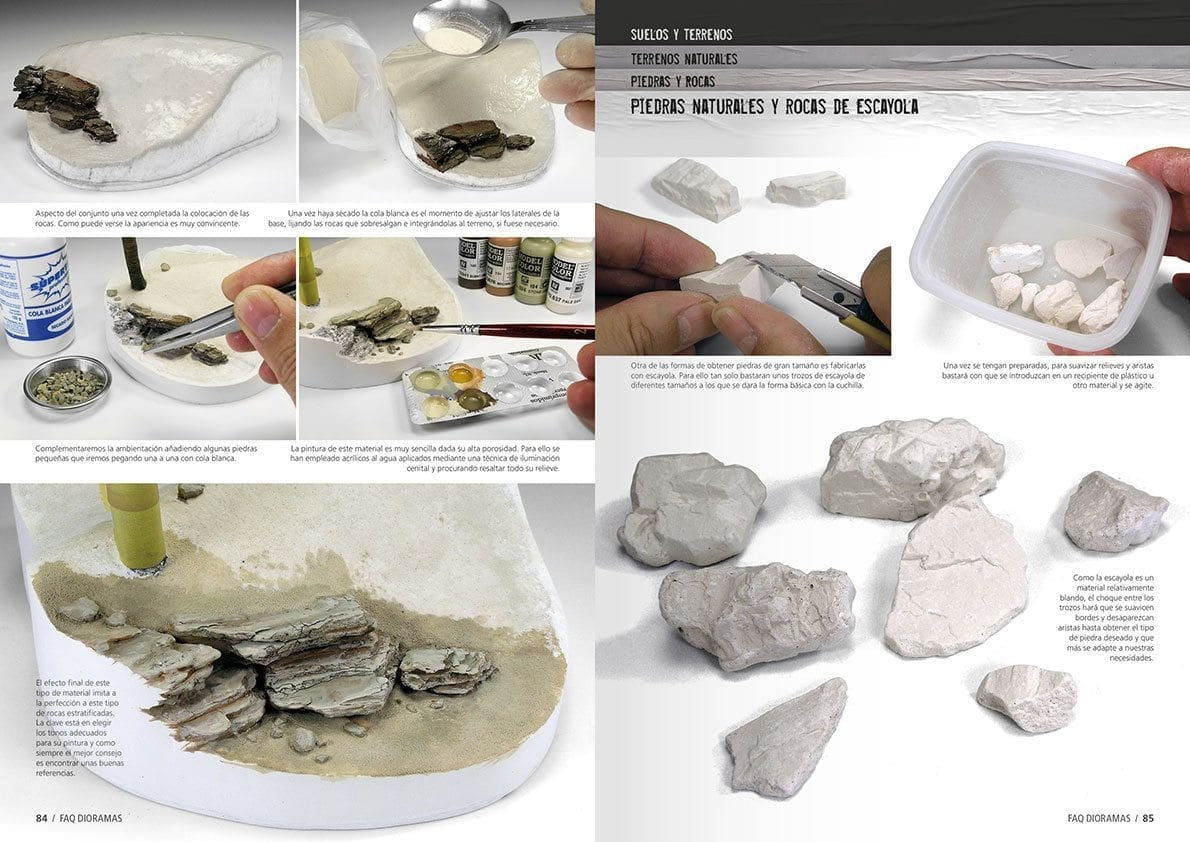 dioramas f.a.q.   AK Interactive   The weathering #Brand