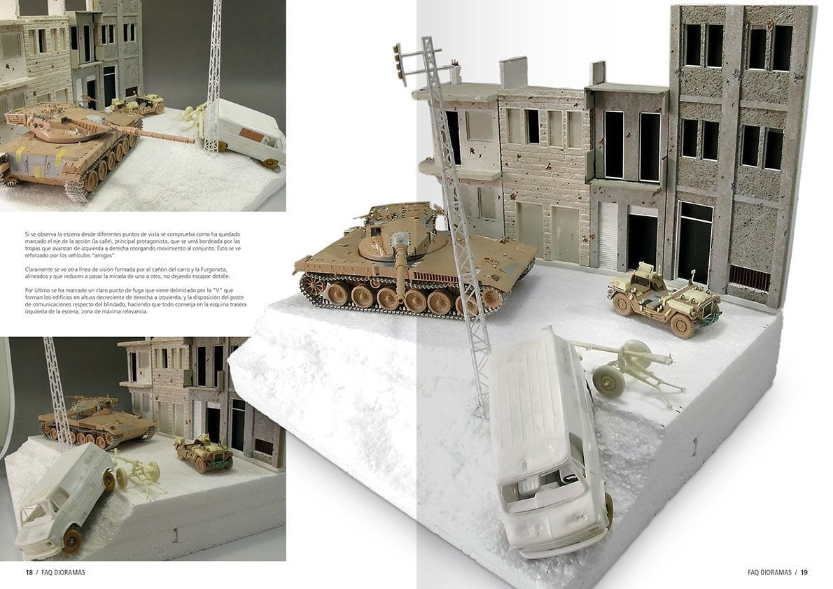 Buy Dioramas F A Q Online For 79 Ak Interactive