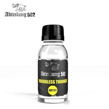 Odourless Thinner