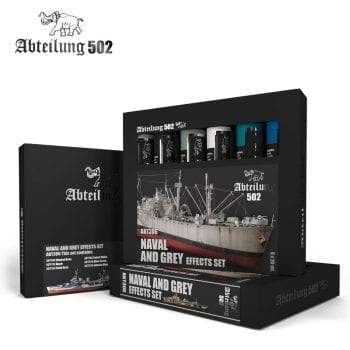 Naval and Grey Effects Set