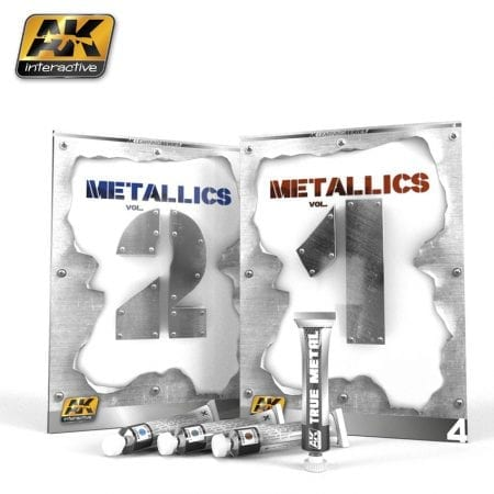 TRUE METALLICS PROMO PACK