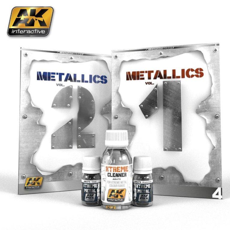 xtreme metallics promo pack