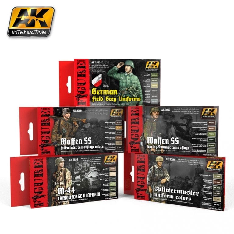 WWII GERMAN UNIFORMS PROMO PACK