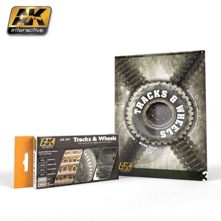 TRACKS AND WHEELS PROMO PACK