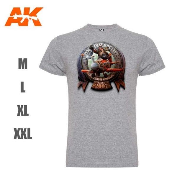 AK900 AK T-shirt (men)