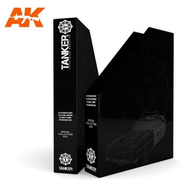 AK154 TANKER-RACK-SINGLE