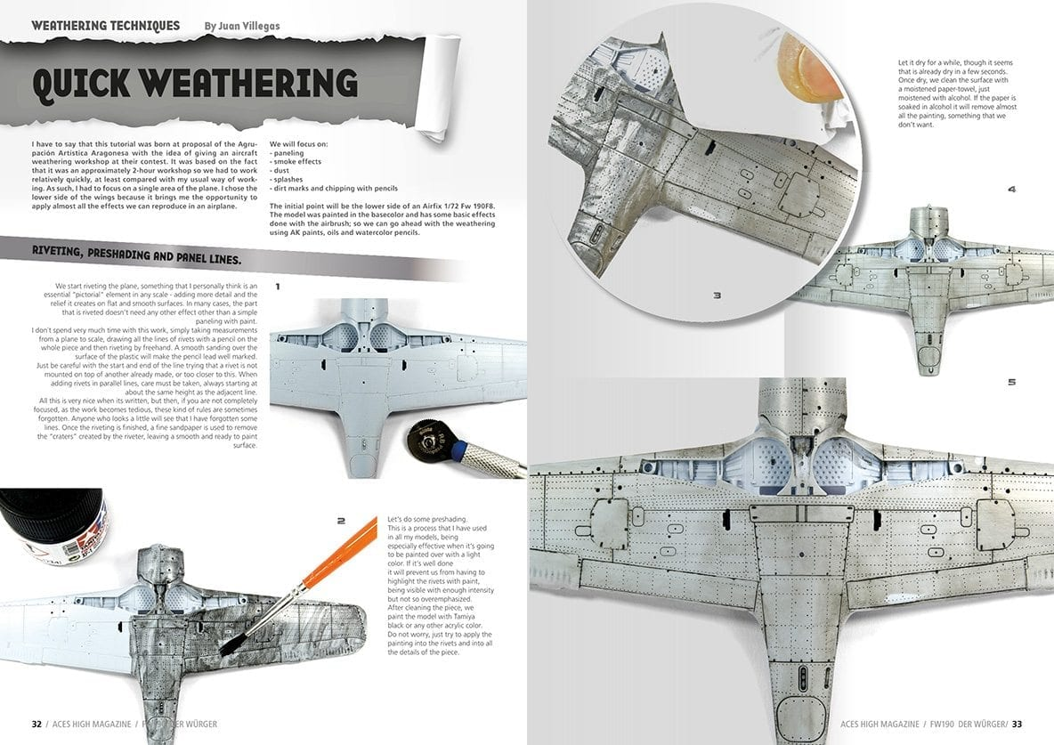 Buy aces high issue 11 fw 190 der wrger online for 9 ak interactive ahm issue final4 ccuart Images