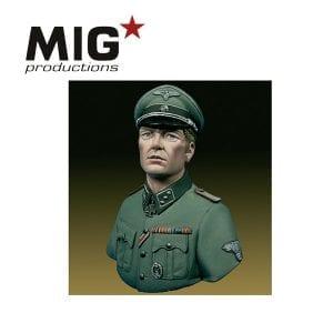 AK MP10-306 SS-UNTERSTURMFUHRER AK-INTERACTIVE MIG PRODUCTIONS
