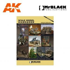 Scale Model Handbook diorama modelling 1 mr black publications ak-interactive
