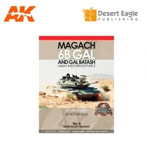 DEP-04 Desert Eagle Publications