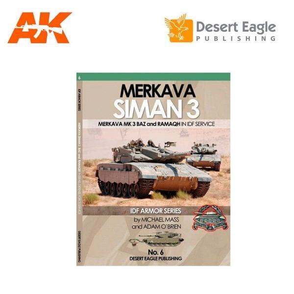 DEP-06 Desert Eagle Publications
