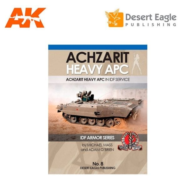 DEP-08 Desert Eagle Publications