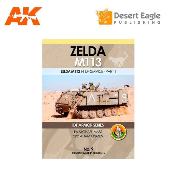 DEP-09 Desert Eagle Publications
