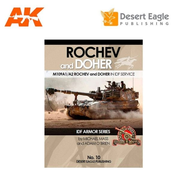 DEP-10 Desert Eagle Publications