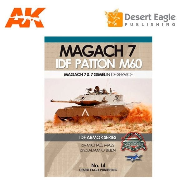 DEP-14 Desert Eagle Publications