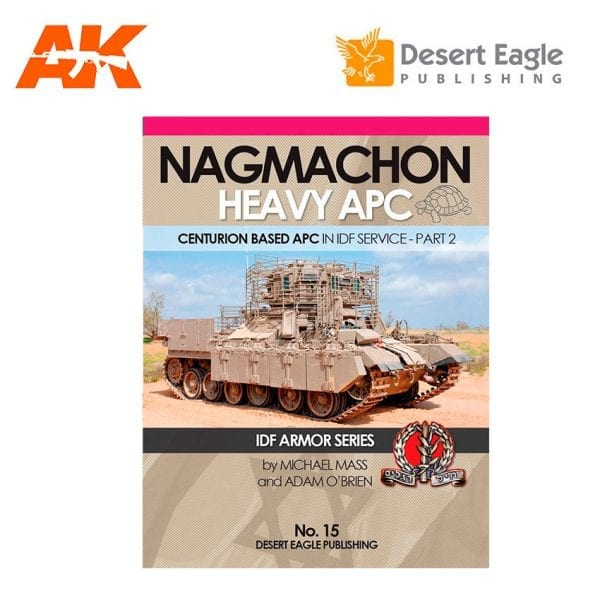 DEP-15 Desert Eagle Publications
