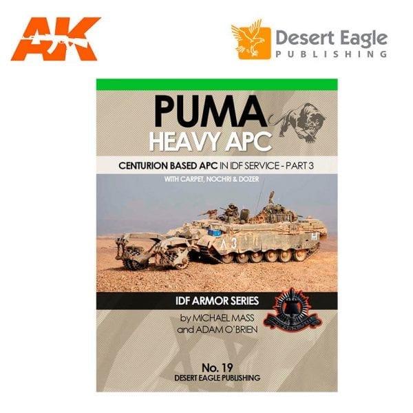 DEP-19 Desert Eagle Publications